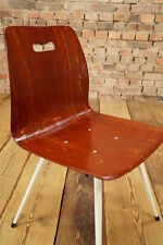 REAL Mid CENTURY Design Clubhaus / Loft / Lounge Pagholz Stuhl / Flötotto 60er