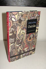Onitsha by J. M. G. Le Clezio 1st/1st 1997 University Of Nebraska Hardcover