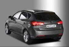 Chrome Fuel Gas Cap Cover For 11 12 Kia Forte 5 door