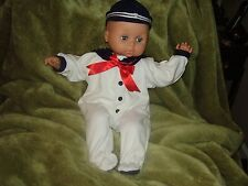 """""""Sailor Baby"""" Maker Unknow - GUC - Maybe 60's or 70's"""