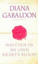 Outlander: Written in My Own Heart's Blood 8 by Diana Gabaldon (2016, Hardcover)