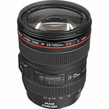 Canon EF 24-105mm f/4L IS USM Autofocus Lens for Canon EOS SLR *BRAND NEW*