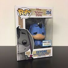 Funko POP Winnie the Pooh Eeyore Blue Barnes and Nobles Exclusive IN HAND