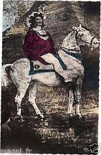 38 - cpsm - GROTTE DE LA BALME - Le portrait de François 1er