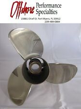 "Mercury Tempest Plus Propeller 24"" Pitch 48-825872A47 - New"