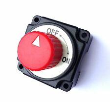 MARINE BATTERY ISOLATOR SWITCH ASSEMBLY/Boat /Yacht/Caravan