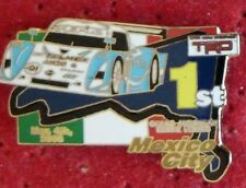PIN'S COURSE USA LEXUS GRAND AMERICAN ROLEX SERIES TRD 2006 MEXICO PETIT EGF MFS