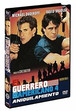 AMERICAN NINJA 4 The Annihilation  (1990) **Dvd R2**  Michael Dudikoff