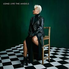 EMELI SANDE LONG LIVE THE ANGELS DELUXE CD (PRE-ORDER RELEASED on 11/112016)