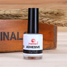 PRO White Glue Adhesive for Galaxy Star Foil Sticker Nail Art Transfer Tips 1PCS