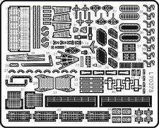 Ship Vessels Detail Update PE 1/700 078 for IJN Shokaku-class aircraft carrier