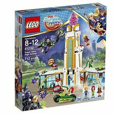 BRAND NEW LEGO DC Super Hero Girls 41232 Super Hero High School