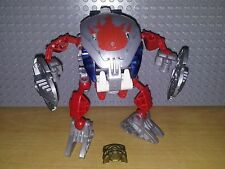 LEGO BIONICLE BOHROK-KAL - 8574 - TAHNOK KAL - GREAT CONDITION, INC KRANA