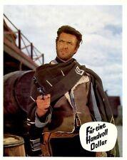 Für eine Handvoll Dollar ORIGINAL EA-Aushangfoto Clint Eastwood / Marianne Koch