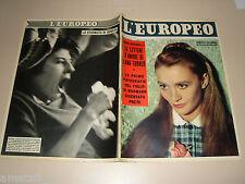 EUROPEO=1958/16=DANIELE DELORME=GROTTE DE VILLARDE PIERRE VIDAL=PAT BOONE=
