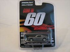 2014 GreenLight Hollywood Series Gone in 60 Seconds 1967 Eleanor Mustang
