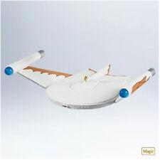 Hallmark Magic Ornament 2011 Romulan Bird of Prey - Star Trek Ship - #QXI2007