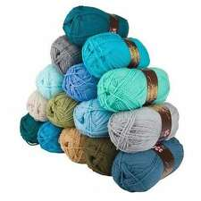 15 x 100g Stylecraft Special D/K Wool/Yarn Knitting/Crochet Coast Attic 24 Pack