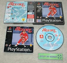 NHL Face Off 97 - Playstation One Game PS1 PS2 PS3 - PAL complete