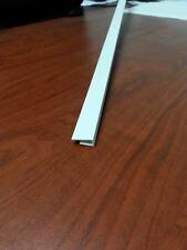 PROFILI IN PVC BIANCO RIFINITURA 6X15X7 DA MT. 1