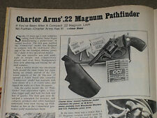 GUNS & AMMO TEST BROWNING 78, MARLIN GOOSE, WBY CENTURION, CHARTER ARMS PATHFIND