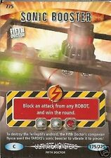 DR WHO ULTIMATE MONSTERS 775 SONIC BOOSTER