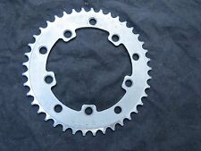 PRO NECK 41  SPROCKET SILVER BMX CRUISER FREESTYLE TUFF RACING