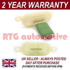 FOR RENAULT LAGUNA 2001-2014 HEATER BLOWER MOTOR FAN RESISTOR RHEOSTAT