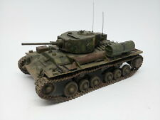 Professionally built 1/35 Scale model World Of Tanks, Valentine tank