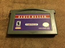 Namco Museum Nintendo Game Boy Advance GBA ~ Excellent Condition! Fast Shipping!