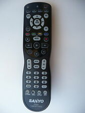 SANYO GXDA TV DVD REMOTE CONTROL