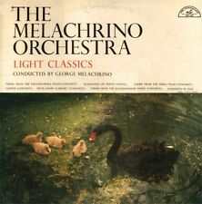 "THE MELACHRINO ORCHESTRA ""LIGHT CLASSICS"""