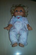 Vintage 1980's light up baby doll!!