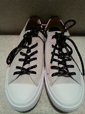 New Converse Chuck Taylor® All Star® II Shield Ox Sneakers womens 9M gray shoes