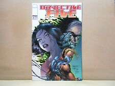 OBJECTIVE FIVE Vol. 1 #4 of 6 2000 IMAGE 9.0 VF/NM Uncertified