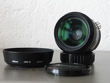 Nikon Nikkor AiS 35mm f2 HN-3  TOP adaptierbar an digital Sony 7r 7s 7 II NEX NX