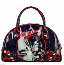 TOO FAST GORE BLOOD BAG PURSE BAG PUNK PSYCHOBILLY TATTOO GOTH VAMPIRE BURLESQUE