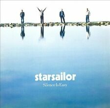 Silence Is Easy by Starsailor (CD, Jun-2004, EMI Music Distribution)
