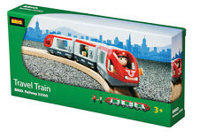 BRIO 33505 Travel Train - Railway Trains Age 3-5 years / 5 pcs New in Box