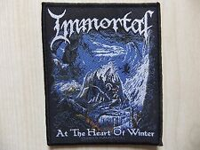 Aufnäher - Patch - Immortal - At The Heart Of Winter - Satyricon - Darkthrone