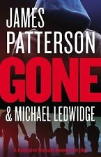 GONE unabridged audio book on CD by JAMES PATTERSON