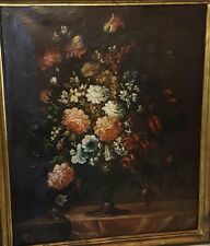 17TH CENTURY SIGNED AND DATED OIL PAINTING