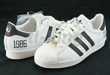 Adidas Originals Superstar 80s 1986 My Adidas RUN DMC 25th Anniversary sz 8