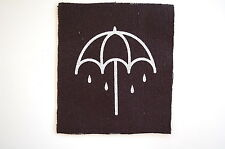 "Bring Me The Horizon Cloth Patch Sew On Badge Metal Rock Approx 4""X3.5"" (CP229"