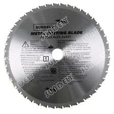 Professional Silver PMC Metal TCT Cutting Circular Saw Blades 230MM x25.4MM x44T