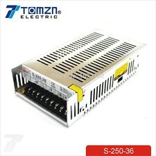 250W 36V 6.9A Single Output Switching power supply