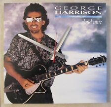 GEORGE HARRISON-CLOUD 9-ALBUM CLOCK!***MAKES A GREAT GIFT!**FREE SHIPPING!