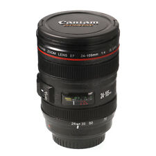 Camera Lens Cup Objektiv Tasse Becher Thermos EF 24-105mm f/4.0L Coffee Tea Mug