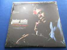 Junior Wells - It's my life, Baby!  - LP SIGILLATO