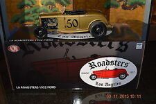ACME 1:18 1932 LA ROADSTER 50TH ANNIVERSARY - LIMITED EDITION OF 522 PIECES